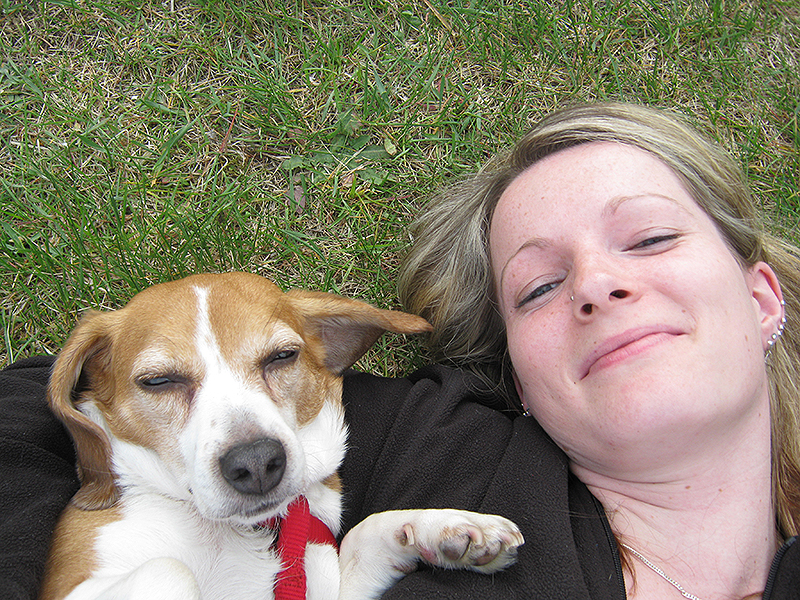 Hundetraining in Wandlitz mit Franziska Burde